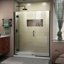 dreamline unidoor x 48 1 2 in x 72 in frameless