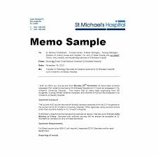Business Memo Format Memos Samples Magdalene Project Org