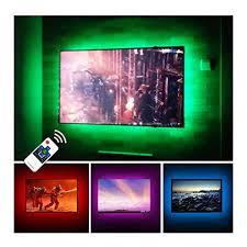 Home theater lighting design Led Light Tv Led Backlights Usb Bias Lighting For 60 Everweddings Home Theater Lighting Amazoncom