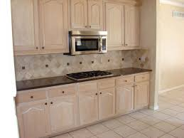 Small Picture kitchens with pickled oak cabinets Kitchen Remodel Before