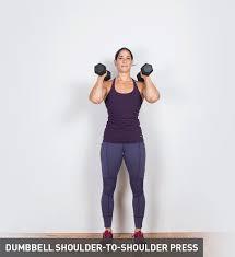 dumbbell workout 30 dumbbell exercises