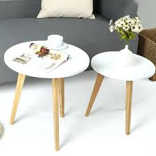 small white coffee table small side table coffee table lobby furniture desk table white bamboo natural color in coffee tables from furniture on