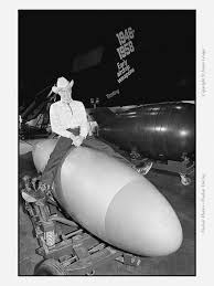 a photo essay  nuclear history  nuclear destiny   women eco    in the s  major hank henry was one of the top fighter bomber pilots in the united states air force  and a member of the th test group  atomic