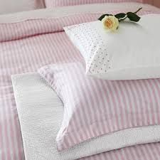 awesome pink and white striped bedding sanderson tiger stripe in duvet remodel 5