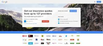 google uk auto insurance