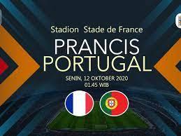 Enjoy the match between portugal and france taking place at uefa on june 23rd, 2021, 3:00 pm. Sebentar Lagi Dapatkan Link Live Streaming Prancis Vs Portugal Di Uefa Nations League Bola Liputan6 Com