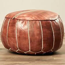 round leather ottoman round leather ottoman round leather ottoman awesome round leather ottoman coffee table round round leather