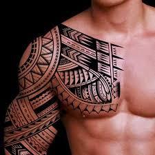 татуировки в стиле полинезия значения фото и эскизы