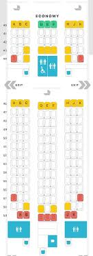787 Dreamliner Seating Chart Seat Guru Qantas 787 Seatguru Thomson 787 2019 09 21