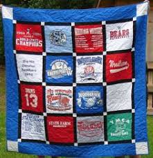 T-shirt Quilt -Made to Order-Double Sashing (16 Blocks) | Shirt ... & #tshirt quilt #man cave Tshirt Quilt Made to Order 16 Blocks by  BreauxBunchQuilts on Adamdwight.com