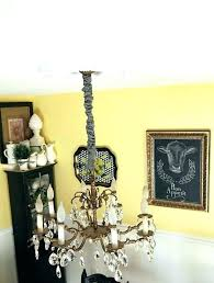 how to make a chandelier cord cover chandelier cord cover burlap chandelier cord cover easy to