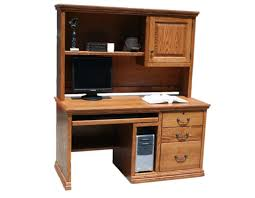 computer hutch home office traditional. Oak Designs Traditional 57-inch Computer Desk Hutch Home Office
