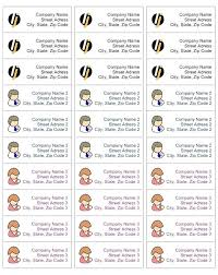 Free Printable Shipping Label Template Awesome Templates