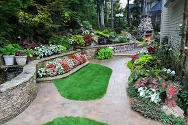 Attractive Landscaping Your Yard Why You Should Hire A Professional  Landscaping Company To