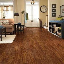 traditional living premium laminate flooring natural brazilian cherry