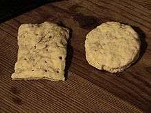reions of two 19th century styles of hardtack