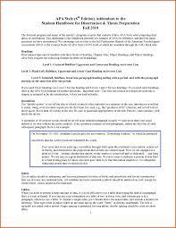 Apa Example Paper Brilliant Ideas Of Apa Format Headings Sample 11 12 Apa Example
