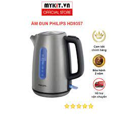 Hàng Chính Hãng] Bình Đun Siêu Tốc Philips HD9357 - 1,7L - MYKIT.VN | Nông  Trại Vui Vẻ - Shop