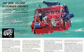 the engine that would power the majority of holdens through the 60s 70s and the early 80s image credit survivor car australia