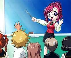 Resultado de imagen para onegai teacher