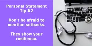 Personal Statement Tip Writing About Setbacks In Your Personal Statement Inpression Editing