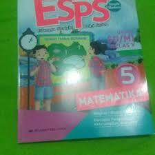 Kelas iv tema 2 buku siswa. Buku Esps Matematika Kelas 4