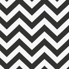 black and white zig zag pillow case  carousel designs