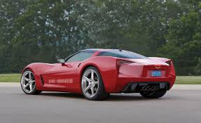 Corvette chevy corvette c7 : 2013 Chevrolet Corvette (C7) – Feature | Car and Driver Blog