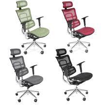 ikayaa mesh ergonomic office chair swivel tilt executive computer desk footrest headrest lumbar support back pass Uplift 900 Desk : The Terrific Unbelievable Office Chair Back