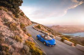 2018 mclaren 570s. Contemporary Mclaren View Gallery Next 2018 McLaren 570S Spider Aerial Throughout Mclaren 570s