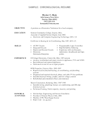 associates degree resumes - Template