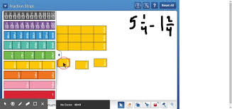 Speed Math Worksheets Fraction Grid Printable Practice Math ...