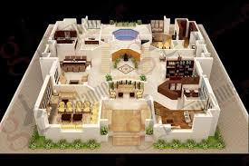 indian home design 3d plans inspirational bedroom 4 bedroom house plans india of indian home design