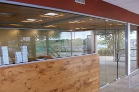 commercial interior glass door. Heavy Glass Frameless Doors Commercial Interior Door