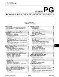 2004 nissan quest power supply, ground & circuit elements 2004 Nissan Quest Fuse Box 2004 nissan quest power supply, ground & circuit elements (section pg) (72 pages) 2004 nissan quest fuse box diagram