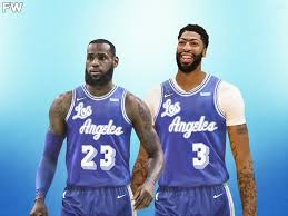 Get all the top lakers fan gear for men, women, and kids at nba store. Los Angeles Lakers Will Use Classic Blue Jersey For 2021 Nba Season Fadeaway World