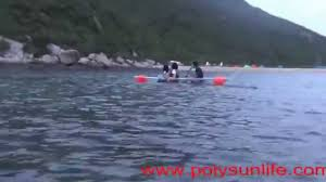 Transparent Canoe Kayak 2015 Newest Trasparente Canoa Transparent Canoe Kayak In Hainan
