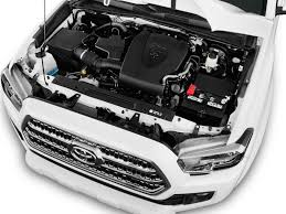 Image: 2017 Toyota Tacoma TRD Sport Access Cab 6' Bed V6 4x2 AT ...