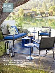 crate barrel outdoor furniture. Crate Barrel March Catalog 2017 Page 78 79 Outdoor Furniture N
