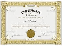 Certificates Of Appreciation Certificate Templates
