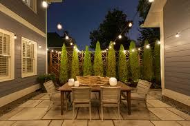 custom outdoor lighting services