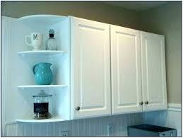 Corner Shelves For Kitchen Cabinets Open Shelf Corner Cabinet Book Shelves Open Shelf Corner Kitchen 41