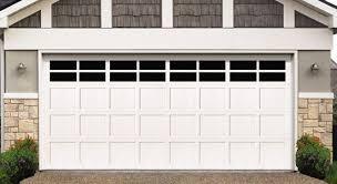wood garage doors 100 series