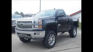 2014 Lifted Chevy Silverado 1500 4WD Reg Cab LT Rocky Ridge ...