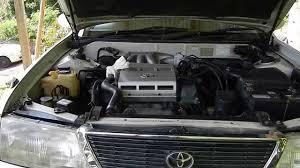 1997 toyota avalon 1mz-fe engine mounts - YouTube