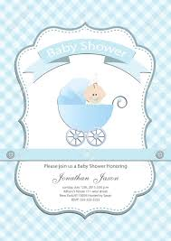 Card For Baby Boy Baby Boy Baby Shower Invitation Card