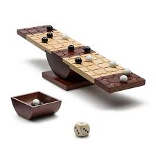 Game With Rocks And Wooden Board Rock Me Archimedes 1100100100 26