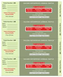 microsoft raffle ticket template 15 free raffle ticket templates in microsoft word mail merge