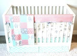 giggle crib nautical baby girl nursery c mint and gray elephant crib bedding set giggle comforter