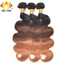 Ali Afee Hair #<b>1B</b>/<b>30</b> Colored Deep <b>Curly</b> Remy Hair Weave <b>Ombre</b> ...